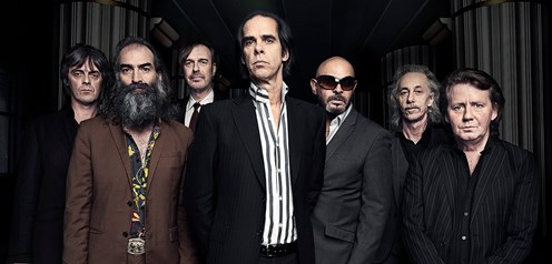 Nick Cave & The Bad Seeds at EJEKT Festival 2018