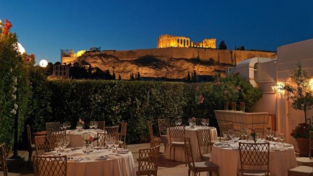 Acropolis Secret - Roof Garden Bar Restaurant
