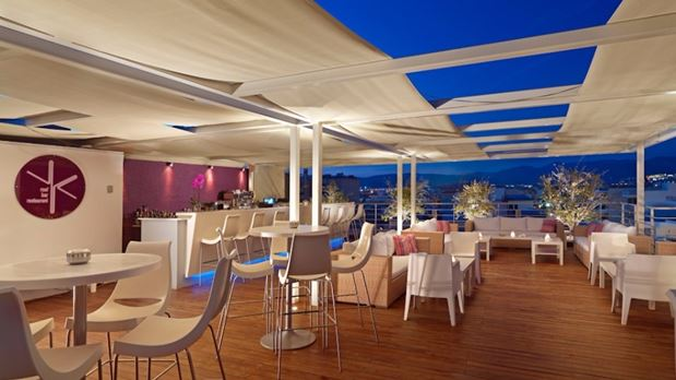 YK Roof Bar Restaurant